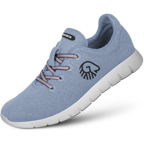 Giesswein Merino Wool Runners Women sky blue